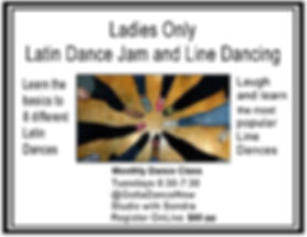 ladies only LDJ for July with the most p