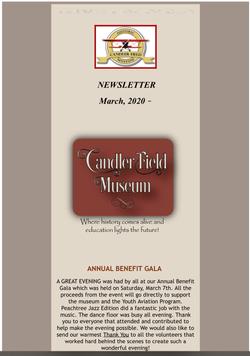 Chandler Field Annual Gala