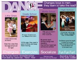 Dance class description