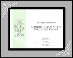 Awarded Best Instructor