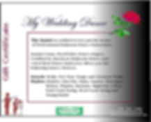 Wedding Dance Certificate for 2 hours.JP
