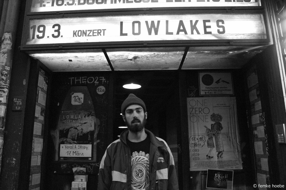 On tour with Lowlakes