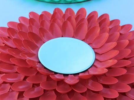 Create This Pretty Spoon Flower Mirror!