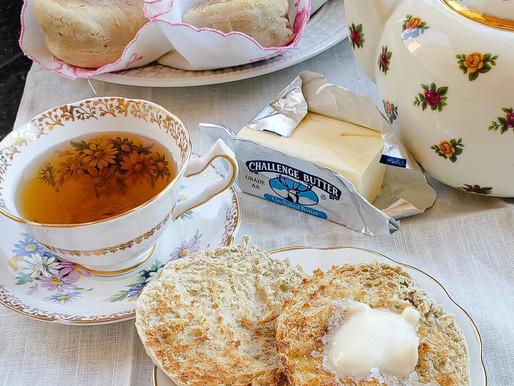 Is There Such a Thing As No Bake Bread? Make some  Quick and Easy English Muffins!