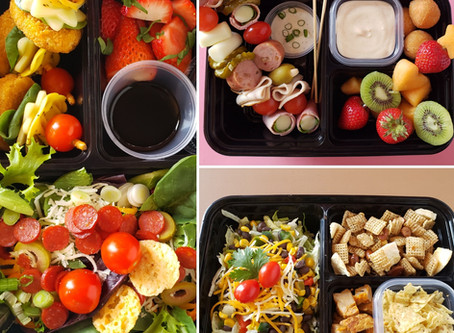 Good Bye Lunch Box, Hello Bento Box!