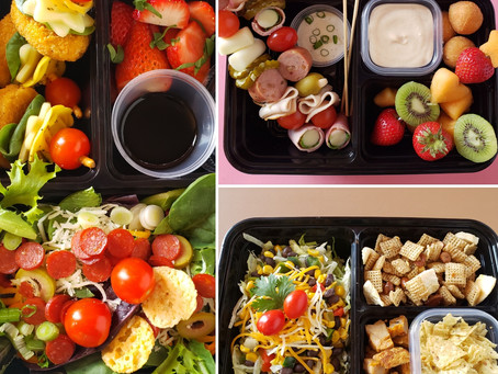 Good Bye Lunch Box, Hello Bento Box!