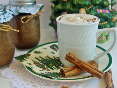 Hot Buttered Rum my way!
