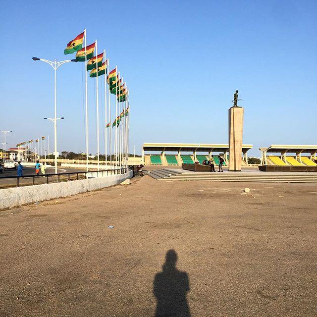 #Accra