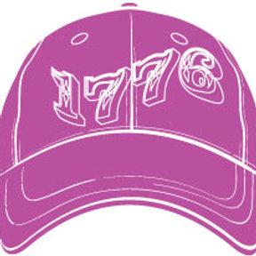 1776 Hat (Pink)