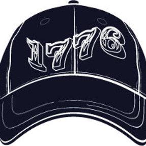 1776 Hat (Black)