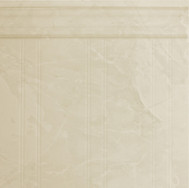 Silver White Marble Wainscot