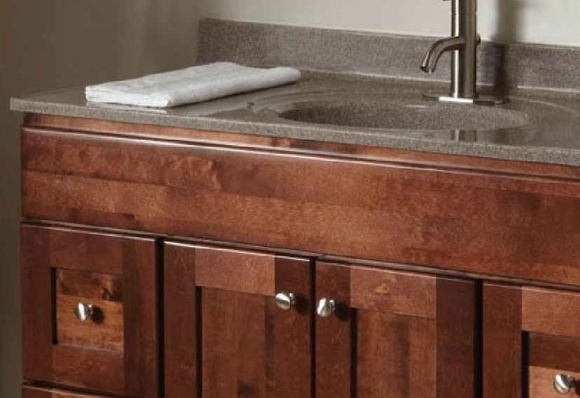 Vanities and Countertops