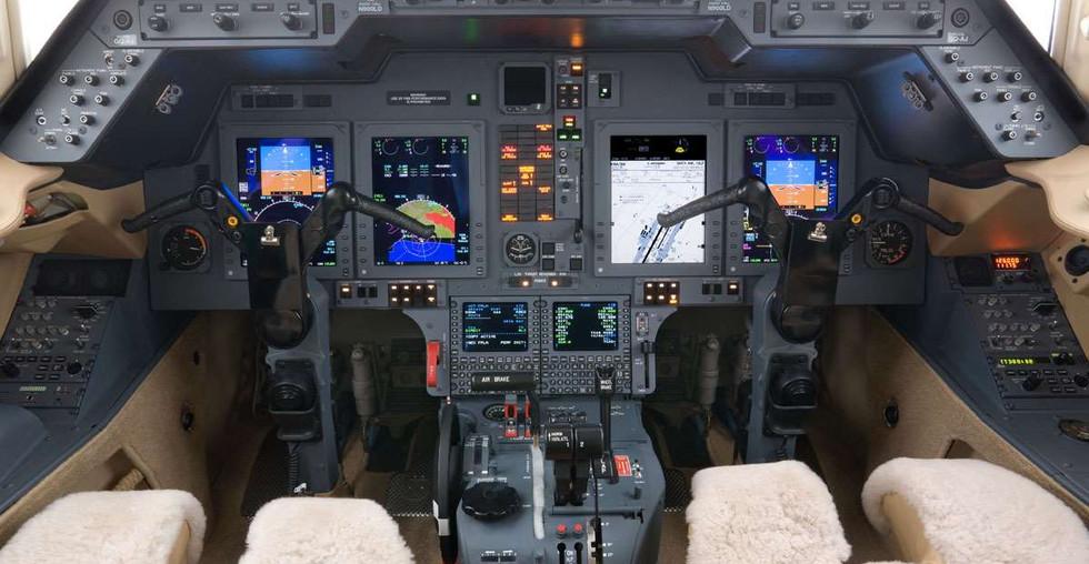 N900LD 2012 Hawker 900XP especs 10302017