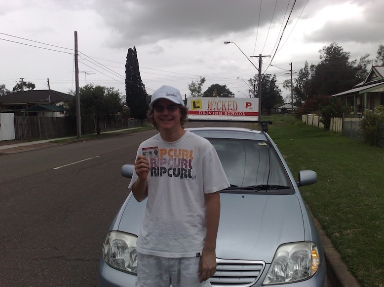 WICKED DRIVING SCHOOL PENRITH
