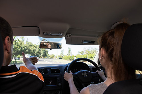 10 Automatic Driving Lesson Package