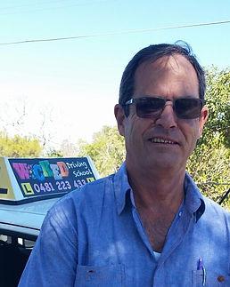 Chris Hartman   Driving Instructor   Wicked Driving School