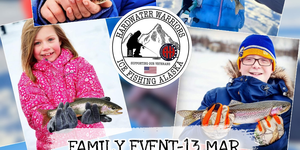 Family Ice Fishing Event
