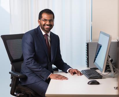 Dev Mahadevan Foot and Ankle Specialist in Reading, Berkshire