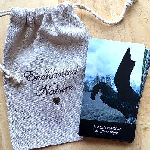 INSPIRATION CARD DECK ENCHANTED NATURE