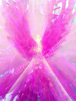 ANGEL OF CELEBRATION