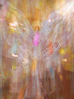 ANGEL OF ENCHANTMENT