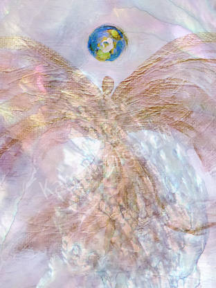 ANGEL OF THE SACRED PEARL
