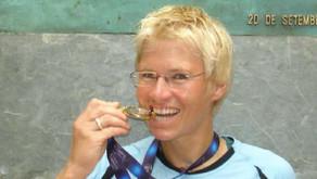 Bettina Lange wird Europameisterin im Triathlon