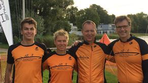 Bargteheider Triathleten erfolgreich beim 3. Insel SwimRun in Ratzeburg
