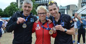 Triathleten bei der EM 2017 erfolgreich