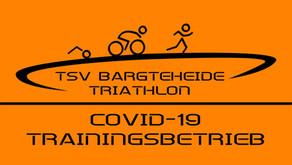 Liveticker | Trainingsbetrieb während COVID-19