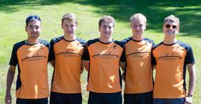 Es läuft in der Regionalliga – Platz 4 beim Teamsprint in Itzehoe