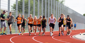 Dezentraler Swim&Run der Triathlon Bundesliga