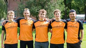 Nochmal richtig einen rausgehauen - Platz 6 beim Regionalliga-Finale in Bad Zwischenahn