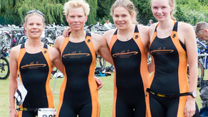 Damenteam des TSV Bargteheide Triathlon festigt Mittelfeld-Position in der 2. Bundesliga