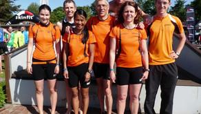 Bargteheider Triathleten starten erfolgreich in die Landesliga