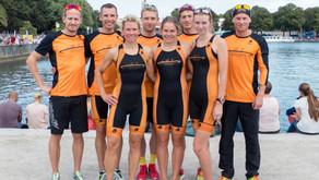 Abschlusswettkampf der 2. Triathlon-Bundesliga in Hannover