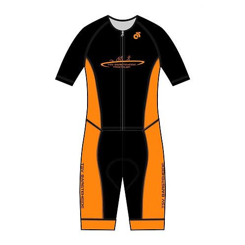 APEX Aero Short Sleeve Tri Suit