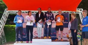 Fördetriathlon in Kiel - Olympische Distanz