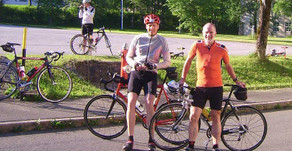 Jeantex Tour Transalp vom 27. Juni bis 03. Juli 2010