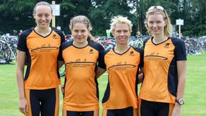 5. Platz in Verl - Bargteheider Triathletinnen etablieren sich in der 2. Bundesliga