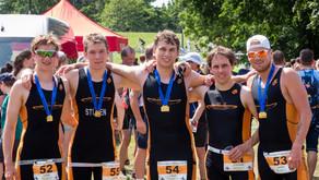Defekt sorgt für holprigen Auftakt – Regionalligateam mit Platz 13 beim Vierlanden Triathlon