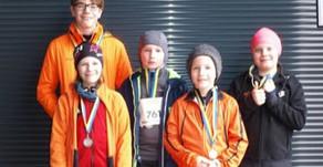 Sönke Nitz gewinnt Wandsetal Schülerlauf - Jugend stark beim Ostseelauf
