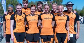 Landesligadamen starten in Flensburg mit Podiumsplatzierung in die Saison 2018 – Herren auf Platz 11