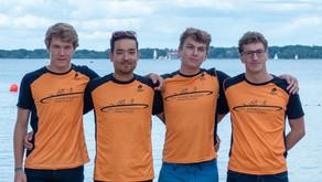 Männer schließen erfolgreiche Saison auf Rang 5 ab – 13. Platz beim letzten Regionalligarennen