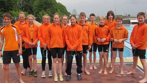 Bargteheider Triathlon Nachwuchs startet in Brunsbüttel erfolgreich in die Wettkampfsaison