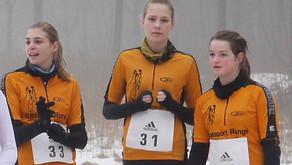 Eis und Schnee bei Crosslauf-Landesmeisterschaft