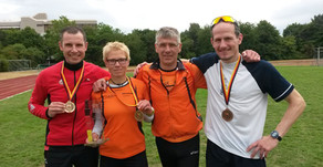 Triathlon DM der Altersklassen 2015 in Peine