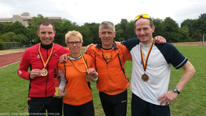 Triathlon DM der Altersklassen 2015 in Peine