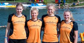 10. Platz in Jena – 2. Bundesliga-Damen müssen zwei Krankheitsausfälle ausgleichen