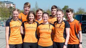 Start in die Ligasaison 2017  - Junge Generation mit soliden Platzierungen